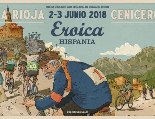 Llega la Cuarta Edición de Eroica Hispania