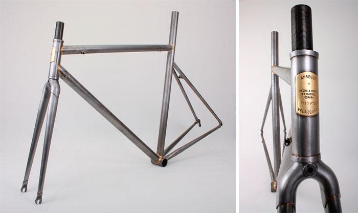Cuadros y bicicletas a medida lavelocity - Cuadros a medida ...