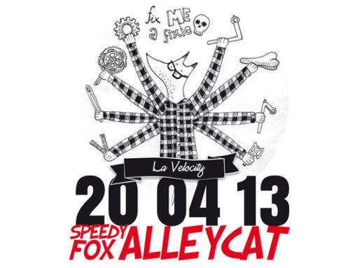 "Speedy fox ""Alleycat"""