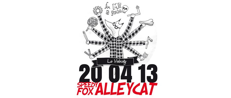 Speedy fox «Alleycat»