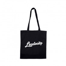 "Tote bag ""Lavelocity"" logo"