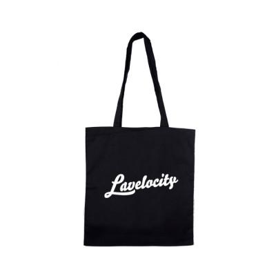 "Tote bag ""Lavelocity"" logo"