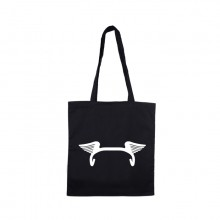 "Tote bag ""handlebars fly"""